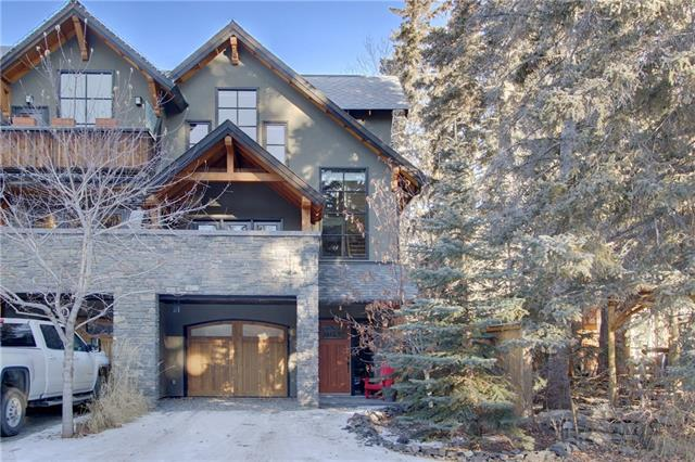 #5 814 3rd St, Canmore, South Canmore real estate, Attached South Canmore homes for sale