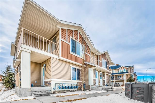 #907 250 Sage Valley RD Nw, Calgary, Sage Hill real estate, Attached Sage Hill homes for sale