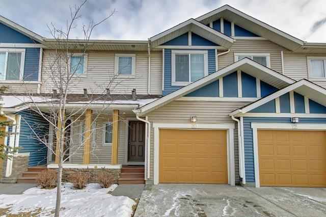 20 Sage Hill Cm Nw, Calgary, Sage Hill real estate, Attached Sage Hill homes for sale