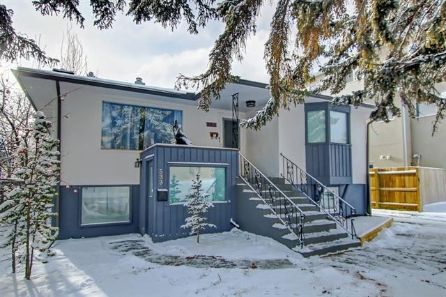 MLS® #C4223594® 535 24 AV Nw in Mount Pleasant Calgary Alberta