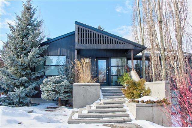 2211 13 ST Sw, Calgary, Upper Mount Royal real estate, Detached Mount Royal homes for sale