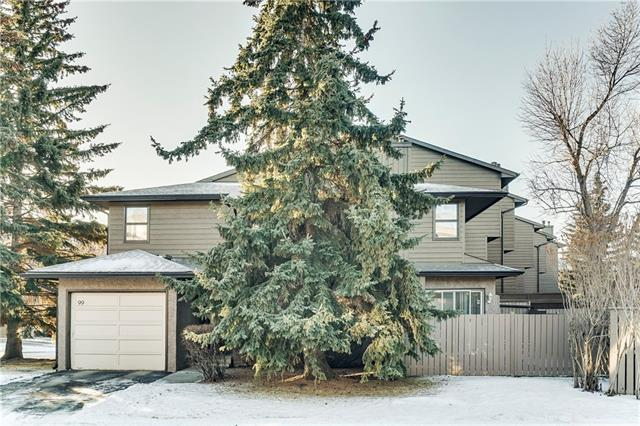 #99 23 Glamis DR Sw, Calgary, Glamorgan real estate, Attached Glamorgan homes for sale