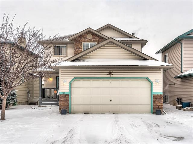 140 Fairways DR Nw in Fairways Airdrie MLS® #C4223857