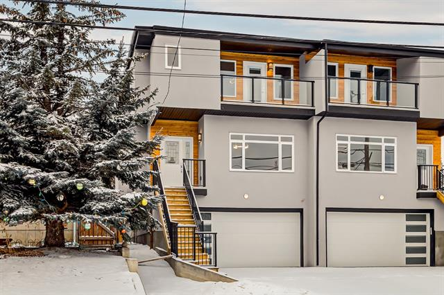 3411 1 ST Ne, Calgary, Highland Park real estate, Attached Highland Park homes for sale