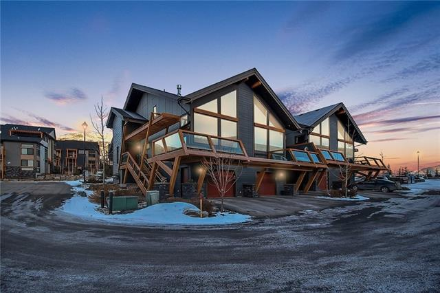#101 105 Stewart Creek Ri, Canmore, Three Sisters real estate, Attached Three Sisters homes for sale