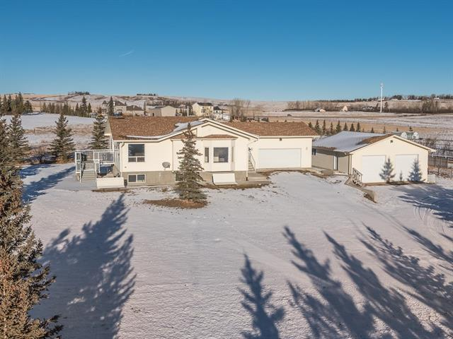 261202 Valley View Rd in None Rural Rocky View County MLS® #C4224106