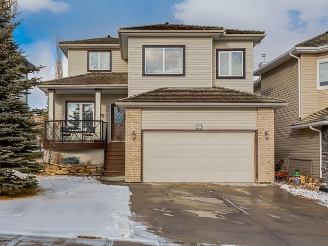 37 Gleneagles Tc, Cochrane, GlenEagles real estate, Detached GlenEagles homes for sale