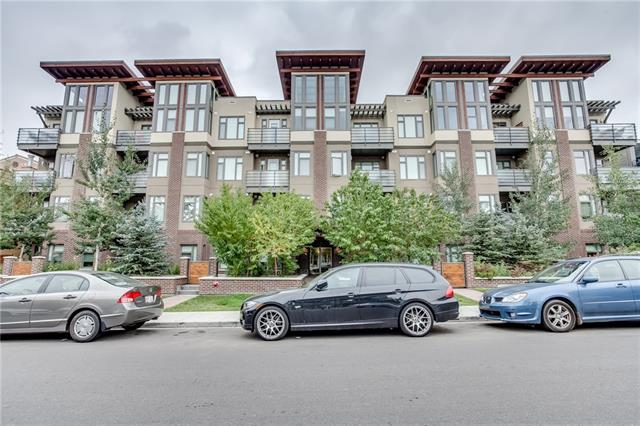 #409 1720 10 ST Sw, Calgary, Lower Mount Royal real estate, Apartment Lower Mount Royal homes for sale