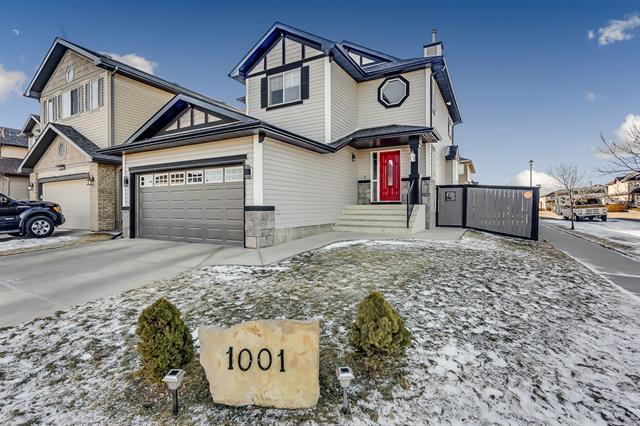 1001 Channelside WY Sw, Airdrie, Canals real estate, Detached Canals homes for sale