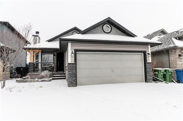 102 Channelside Cv, Airdrie, Canals real estate, Detached Canals homes for sale
