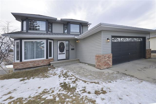 711 High Country DR Nw, High River, High River Golf Course real estate, Detached High River Golf Course homes for sale