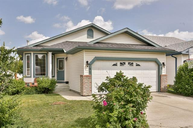 291 Woodside Ci Nw, Airdrie, Woodside real estate, Detached Woodside homes for sale