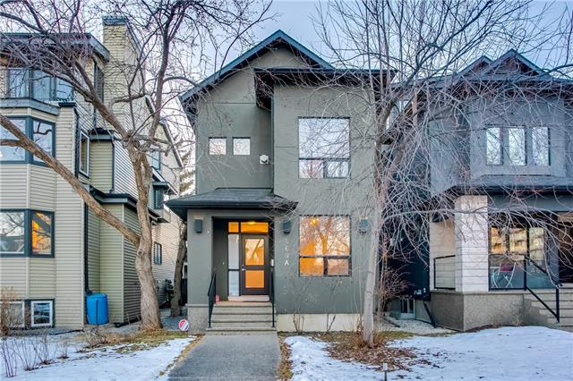 469a 12 ST Nw, Calgary, Hillhurst real estate, Detached Kensington/Hillhurst homes for sale
