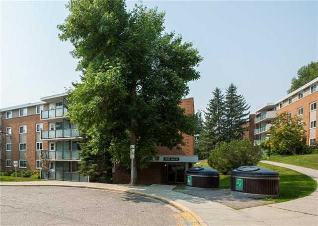 #424 1616 8 AV Nw, Calgary, Hounsfield Heights/Briar Hill real estate, Apartment Briar Hill homes for sale