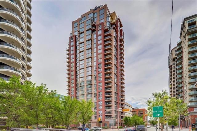 #203 650 10 ST Sw, Calgary, Downtown West End real estate, Apartment Downtown West End homes for sale