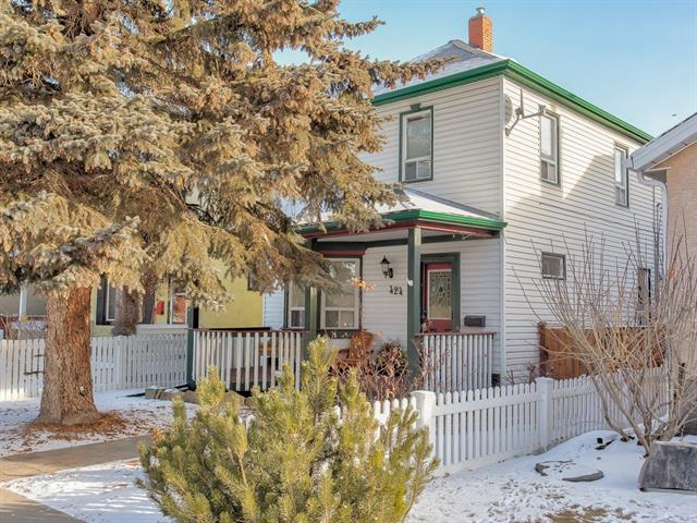 424 9 ST Ne, Calgary, Bridgeland/Riverside real estate, Detached Bridgeland/Riverside homes for sale