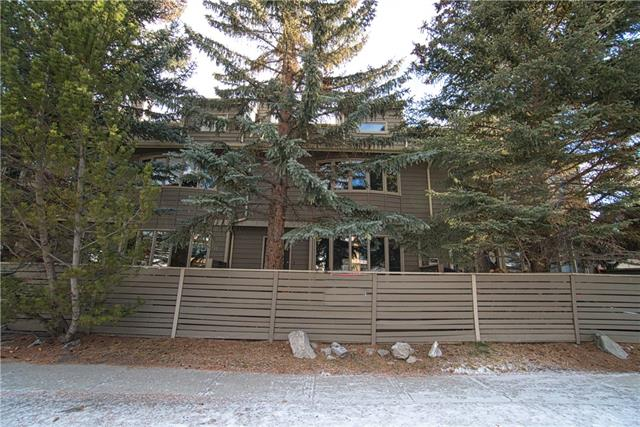 #3 837 5th St in South Canmore Canmore MLS® #C4224991