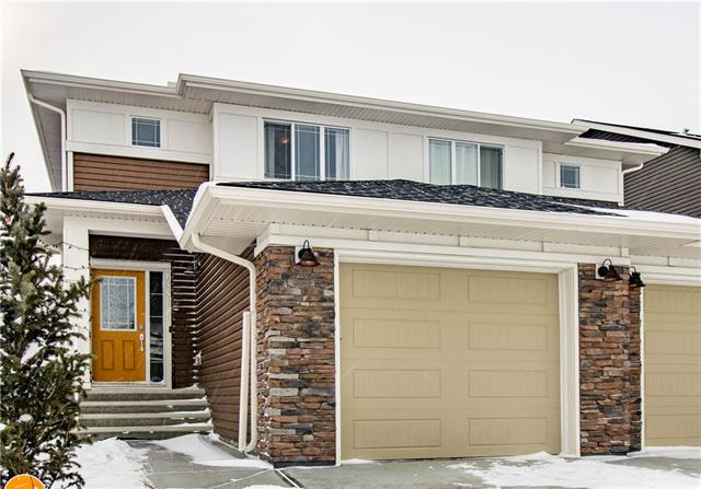 1831 Baywater DR Sw, Airdrie, Bayside real estate, Attached Bayside homes for sale
