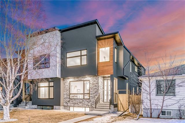 625 22 AV Ne, Calgary, Winston Heights/Mountview real estate, Attached Winston Heights homes for sale