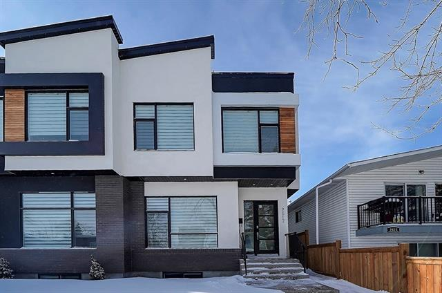 2617 25a ST Sw, Calgary, Killarney/Glengarry real estate, Attached Glengarry homes for sale