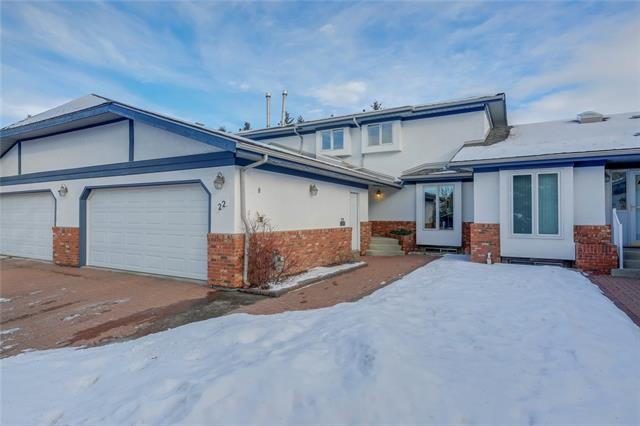 22 Woodmeadow CL Sw, Calgary, Woodlands real estate, Attached Woodlands homes for sale