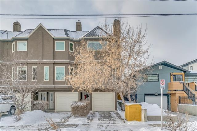 #5 1423 1 ST Nw in Crescent Heights Calgary MLS® #C4225299