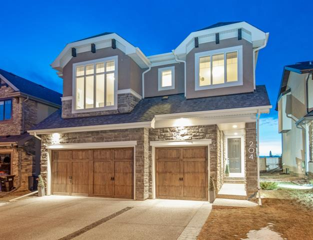 204 Ascot CR Sw, Calgary, Aspen Woods real estate, Detached Aspen Woods homes for sale