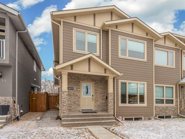 4612 80 ST Nw, Calgary, Bowness real estate, Attached Bowness homes for sale