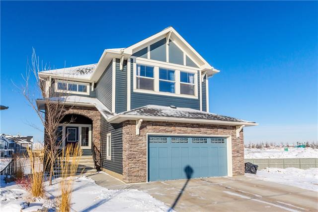 2213 Bayside RD Sw, Airdrie, Bayside real estate, Detached Bayside homes for sale