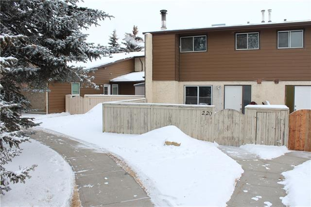 #220  5404 10 AV Se, Calgary, Penbrooke Meadows real estate, Attached Penbrooke homes for sale