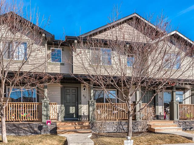 #83 105 Drake Landing Cm, Okotoks, Drake Landing real estate, Attached Drake Landing homes for sale