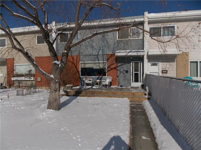 411 Goddard AV Ne, Calgary, Greenview real estate, Attached Greenview homes for sale
