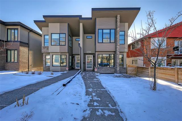 1119a Colgrove AV Ne, Calgary, Bridgeland/Riverside real estate, Attached Bridgeland homes for sale