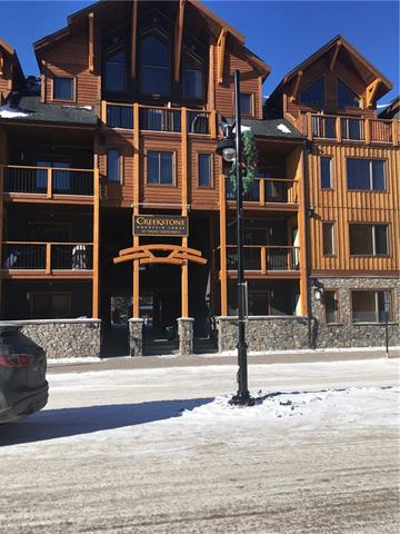 #307 707 Spring Creek Dr, Canmore, Spring Creek real estate, Apartment Canmore homes for sale