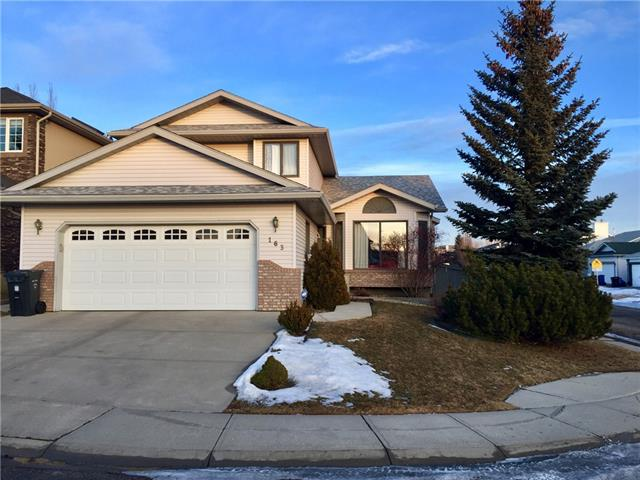 163 Citadel Hi PL Nw, Calgary, Citadel real estate, Detached Citadel homes for sale