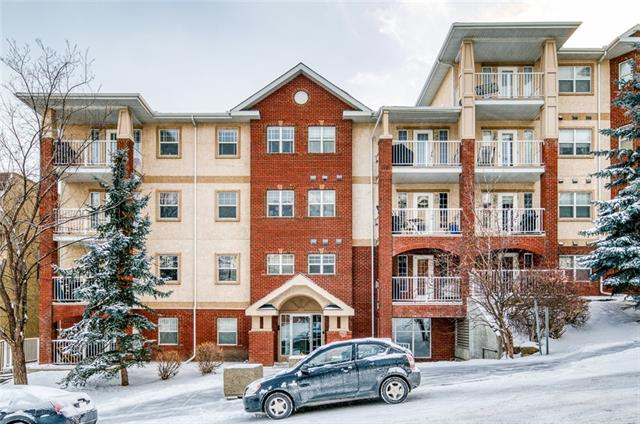 #202 417 3 AV Ne, Calgary, Crescent Heights real estate, Apartment Crescent Heights homes for sale