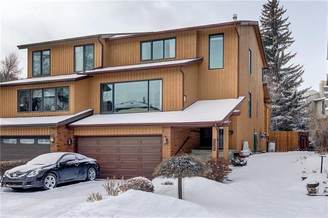 121 37 ST Nw, Calgary, Point McKay real estate, Attached Point McKay homes for sale