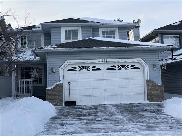 324 Del Ray RD Ne, Calgary, Monterey Park real estate, Detached Park Ridge Estates homes for sale