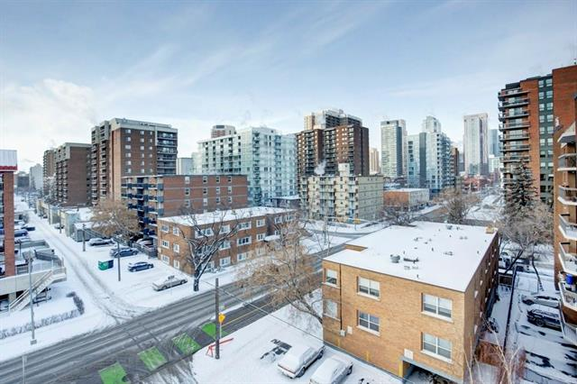 #605 1414 5 ST Sw, Calgary, Beltline real estate, Apartment Connaught homes for sale