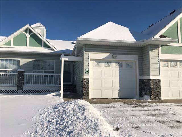 #48 1008 Woodside WY Nw, Airdrie, Woodside real estate, Attached Woodside homes for sale