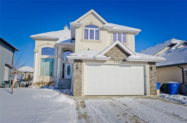 208 Springmere Pl, Chestermere, Westmere real estate, Detached Chestermere homes for sale