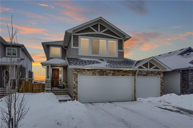 161 Rainbow Falls He, Chestermere, Rainbow Falls real estate, Detached Rainbow Falls homes for sale