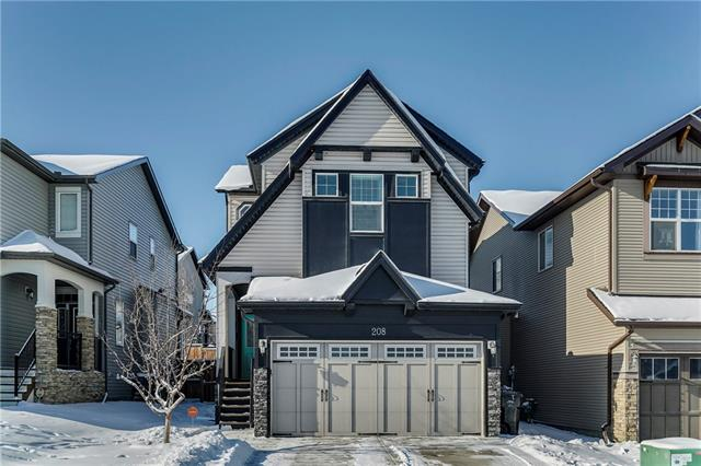 208 Sage Valley Ci Nw in Sage Hill Calgary MLS® #C4226211