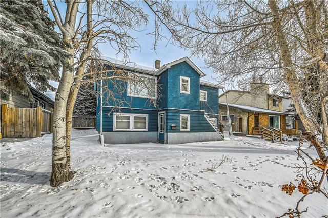 3822 3 ST Nw, Calgary, Highland Park real estate, Detached Highland Park homes for sale