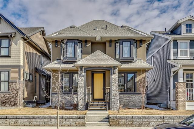 1262 Coopers DR Sw in Coopers Crossing Airdrie MLS® #C4226254