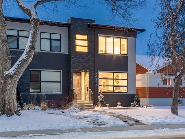 3024 29 ST Sw, Calgary, Killarney/Glengarry real estate, Attached Glengarry homes for sale