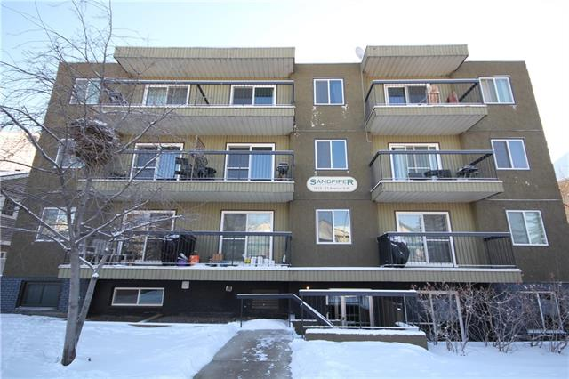 #12 1613 11 AV Sw, Calgary, Sunalta real estate, Apartment Sunalta homes for sale
