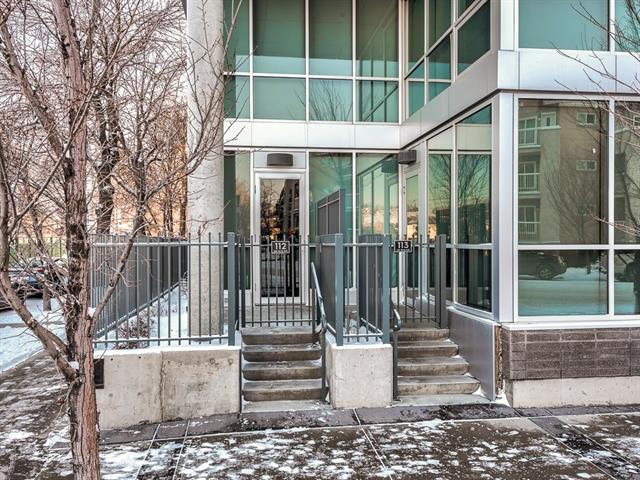#112 235 9a ST Nw, Calgary, Sunnyside real estate, Apartment Sunnyside homes for sale