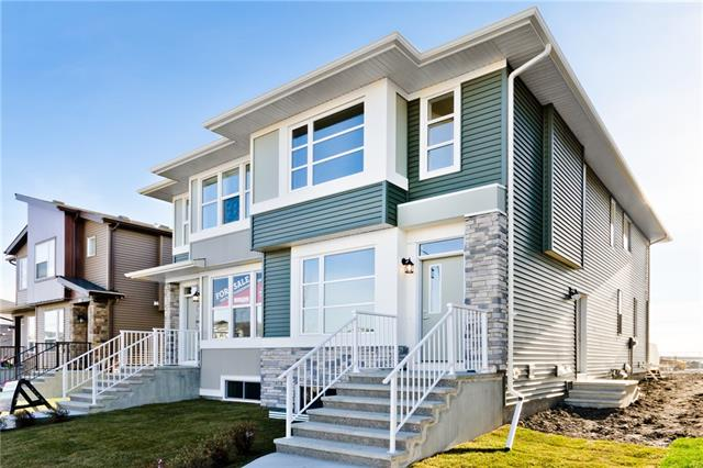 Cornerstone Real Estate, Attached, Calgary real estate, homes