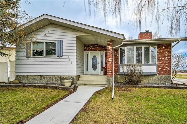 313 Thorndale Pl in Thorncliff_Strathmore Strathmore MLS® #C4226494
